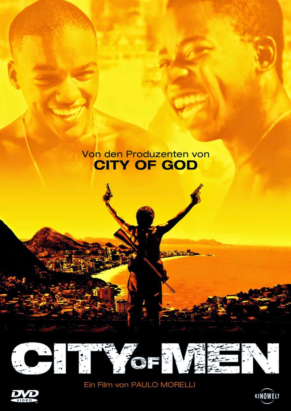 City of Men (2007) ταινιες online seires oipeirates greek subs
