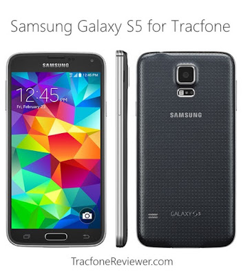 Below we share our review of the Samsung Galaxy S Tracfone Samsung Galaxy S5 Review