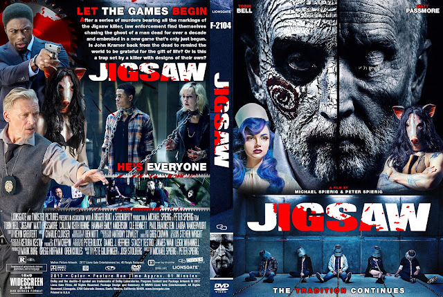 Jigsaw DVD Cover