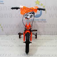 Sepeda Anak Golden Force BMX 12 Inci