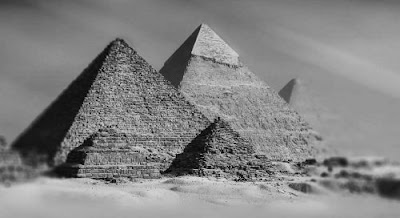 Gambar Piramida Mesir Kuno