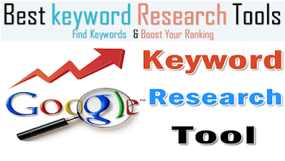 Keyword research free tool