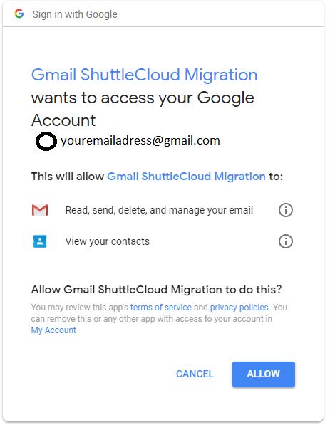 जीमेल अकाउंट का बैकअप कैसे ले (How to Backup Gmail ) 8