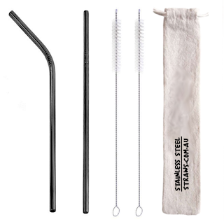Metal Straws free delivery Australia wide