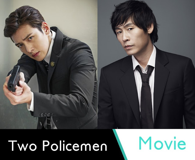 Two Policemen Korean Movie Coming Soon Sol Kyung Gu & Ji Chang Wook