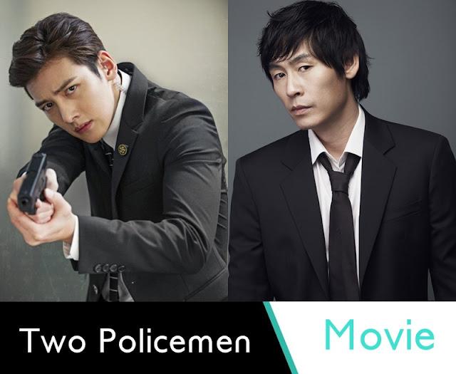 Two Policemen Korean Movie Coming Soon Sol Kyung Gu & Ji Chang Wook