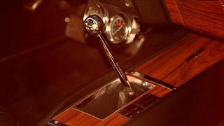 1969 Chevrolet COPO Camaro Edition L72 Transmission