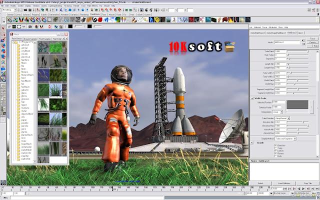 Autodesk Maya 2010 Latest Version Free Download