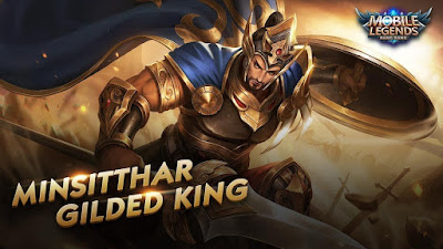 Build item Minsitthar Tersakit 2019 - Minsitthar Elite Skin Gilded King