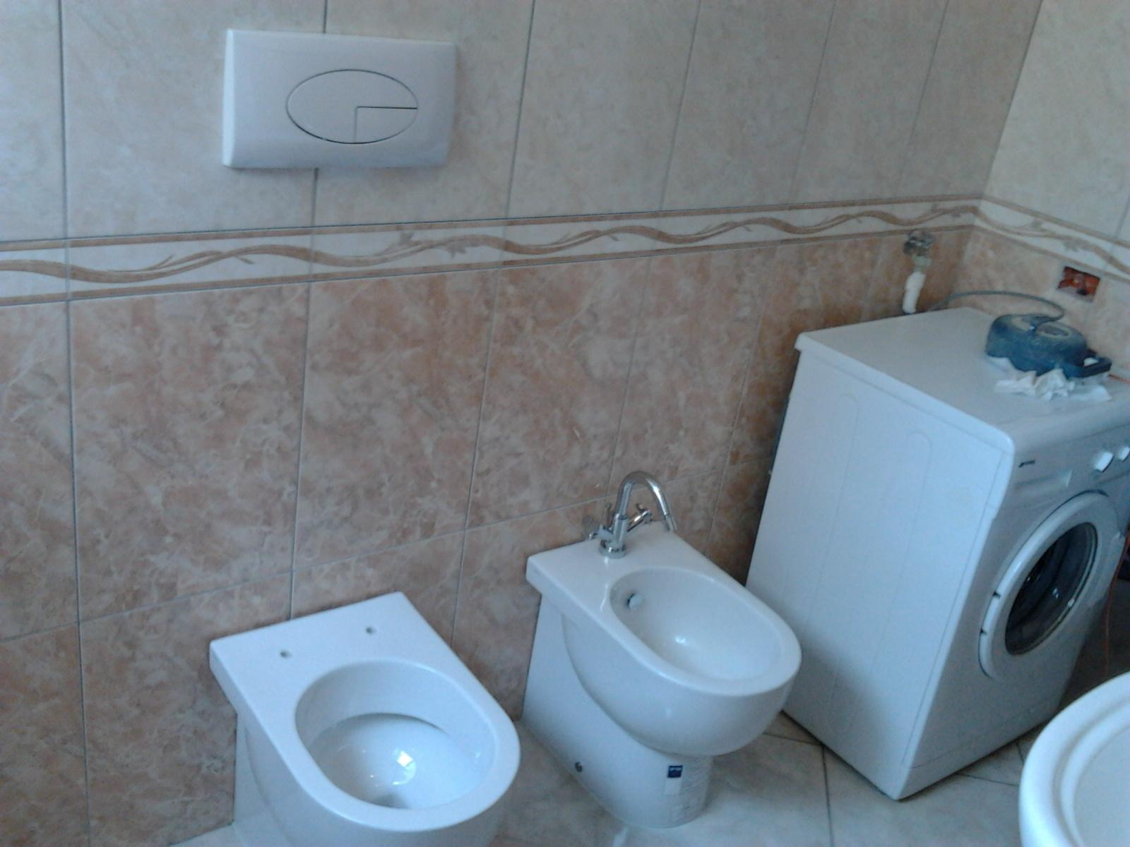 Il dell idraulico sanitario bagno