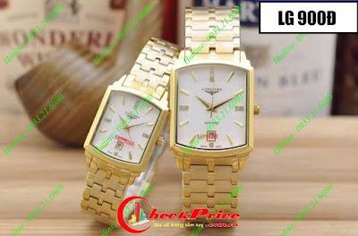 Đồng hồ cặp đôi Longines 900Đ