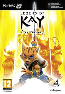 Legend of Kay Anniversary - PC (Download Completo em Torrent)