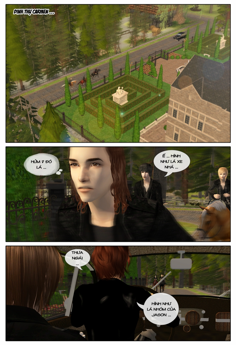 Truyện Sims - Earl Story chap 85 - Trang 14