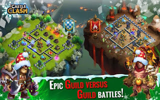 Castle Clash Server Rusia MOD Apk Full ~ Download Of Ocean
