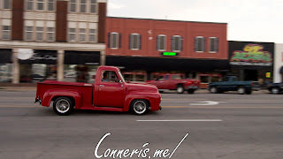 Draggin Douglas Classic Red Pickup 1