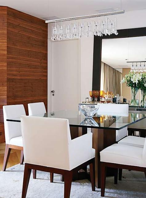 Construindo Minha Casa Clean Dúvida de Decoraç u00e3o Sala de Jantar Pequena e Banheiro de Casal!