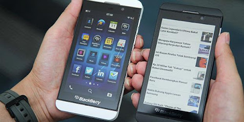 BlackBerry Z5 versi Ekonomis BlackBerry Z10?