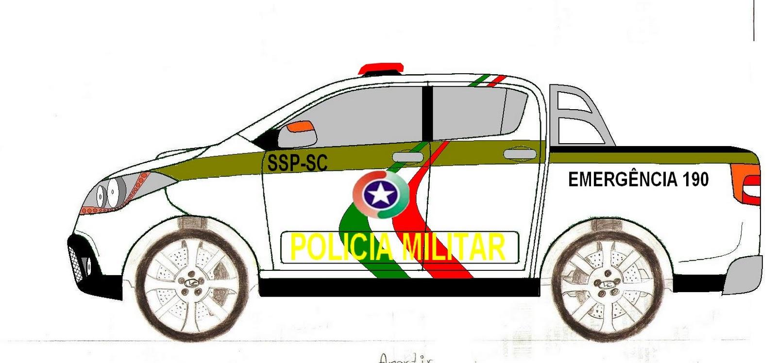 Unico Desenhos De Carros De Policia Para Colorir Melhores Casas