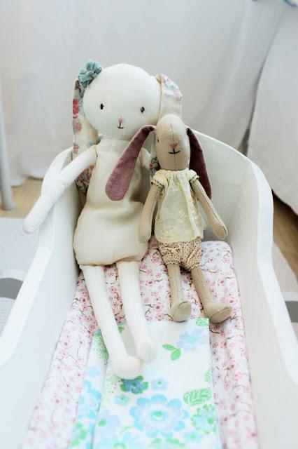 Diy nuken sänky,