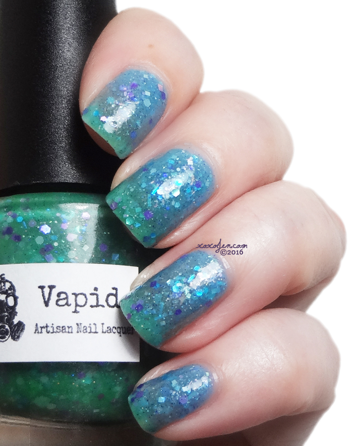 xoxoJen's swatch of Vapid Lacquer No Clam Shell Needed