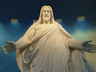 Ilustrasi Yesus Kristus