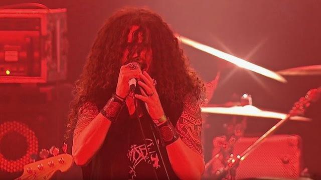 Candlemass live 2017