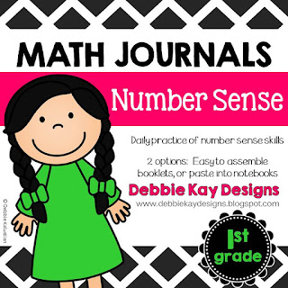 https://www.teacherspayteachers.com/Product/Math-Journals-Number-Sense-1977838
