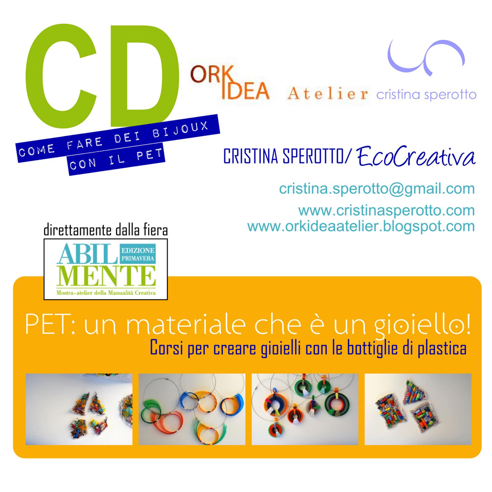 RI-PET: Impara A Creare Gioielli Con La Plastica Delle