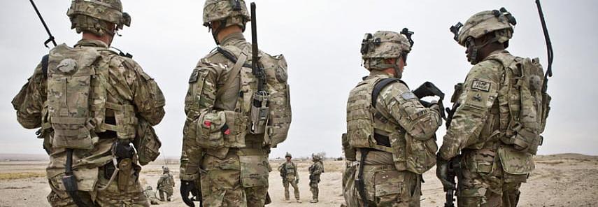 Більшість солдат ЗС США звільняється після першого контракту