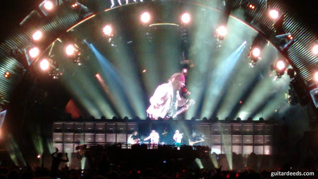 AXL/DC Europe 2016 AC/DC Axl Rose Riff Raff Vienna