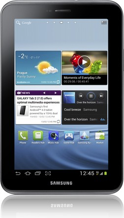 android up: Update Galaxy Tab 2 7 0 P3100 to Elite Android 4 1 2