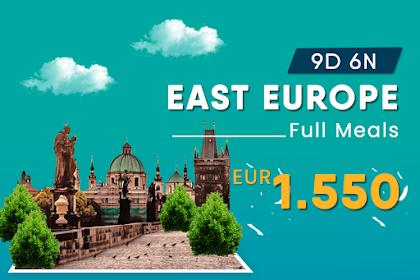 Paket Tour Eropa Timur Full Meals