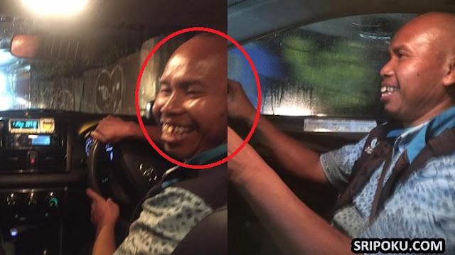 Awalnya Dipikir Naik Taxi Biasa, Wanita Ini Shock Begitu Tahu Si Sopir Ternyata ..
