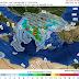 Που θα πλήξει η «Ιοκάστη» - Σε κλοιό κακοκαιρίας η χώρα το Σαββατοκύριακο (χάρτες)