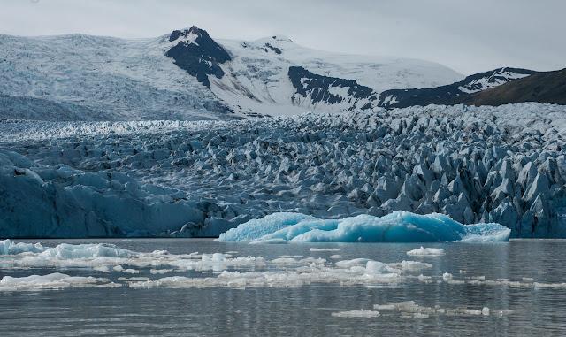 Visita Glaciar Lagoon