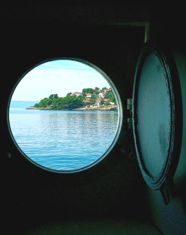 ship porthole