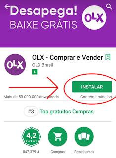 Como usar a OLX
