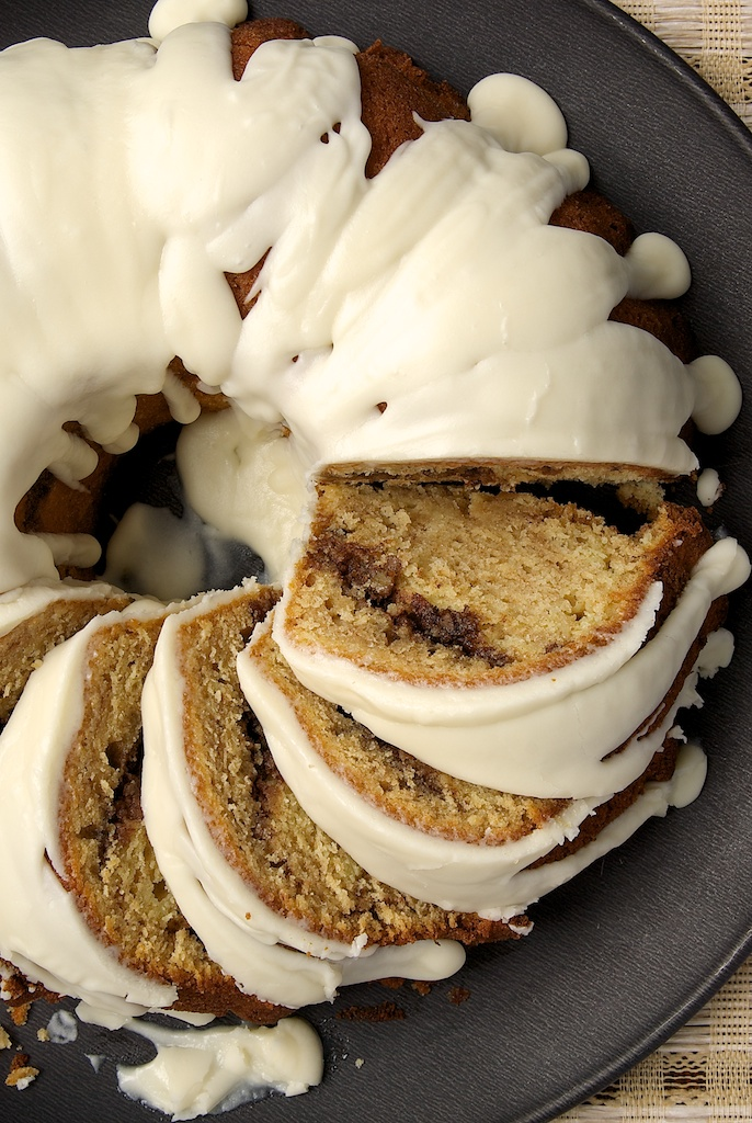Cinnamon Roll Cake Recipe