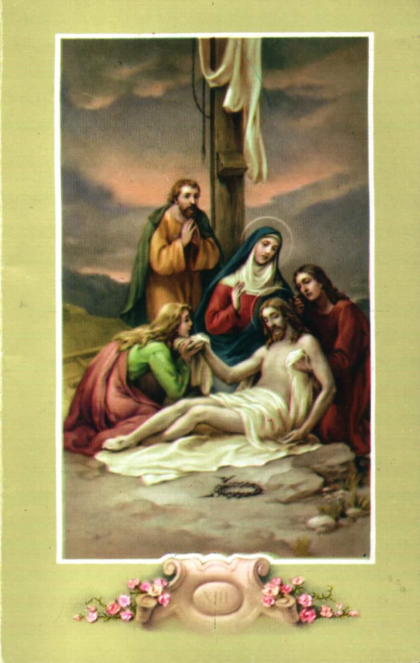 Magicas Princesas: El Santo Via Crucis