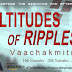 Blog Tour: THE MULTITUDES OF RIPPLES by Vaachakmitra