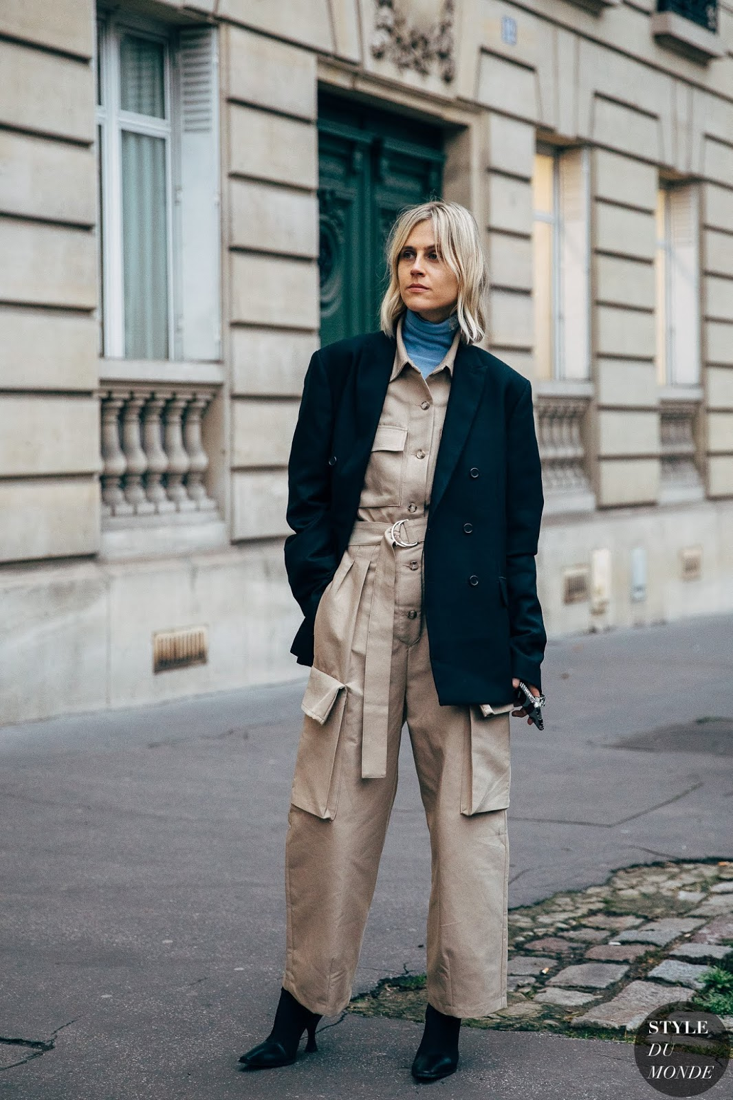 20 Utility Jumpsuits That Are Perfect For Fall