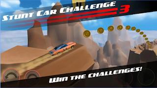Stunt car Challenge 3 Mod Apk double jump