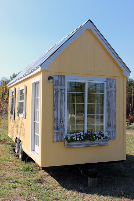 Blue Ridge tiny house