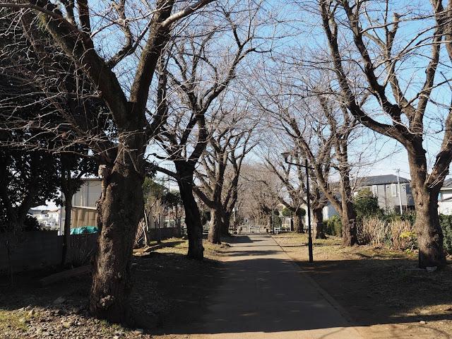 野山北自転車道