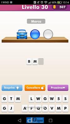 Emoji Quiz soluzione livello 30
