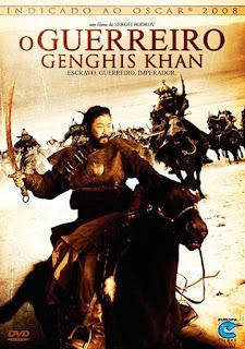 O Guerreiro Genghis Khan - BDRip Dual Áudio