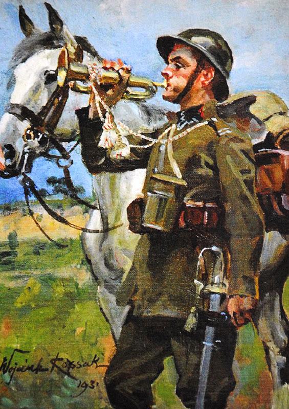 malarstwo historyczne wojciech kossak