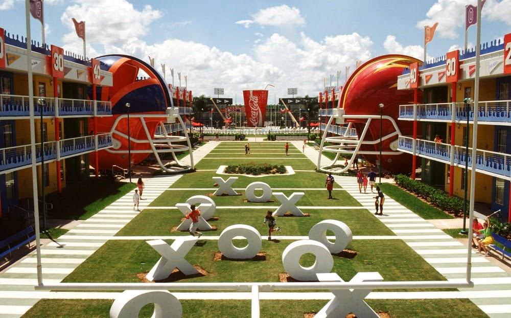 Hotel Disney's All-Star Sports em Orlando