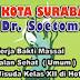 Menyambut HUT Kota Surabaya yang ke 724