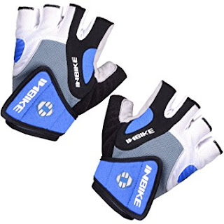 Inbike 5mm gel pad cycling gloves review